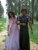 corpse couple by MysteriaViolentStock
