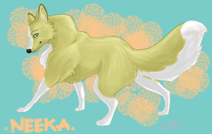 neeeeekaaa :3 by shelzie