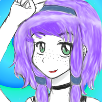 Nagisa Icon by elleonXlife