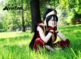 Book 3 - Toph Bei Fong by TophWei