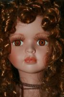 Doll in porcellain II by Neveryph-stock