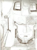 Starscream by Anquarius