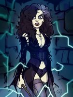 Bellatrix Lestrange by grantgoboom