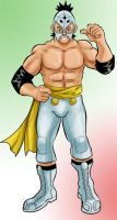 Mexican fighters: El Fuerte C by mangapym