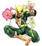 Iron Fist - Marvel vs Capcom 3 by AverageSam