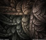 Rustic Leaves by Wick5ter