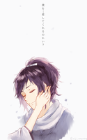 TouRan: Am I... Being Loved? by baenana