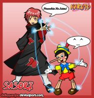 Sasori's Ultimate Puppet by Delinquente