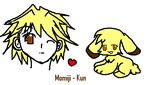 .: Momiji Kun :. by dot-hack-fan