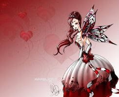 Queen of Hearts by appelight