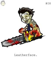 CultChara Leatherface by theEyZmaster