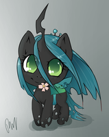 I brought you a flower by e-Pon