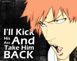 Ichigo Quote from Chapter 587 by nAvidx7