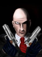 Hitman by Angelii-D