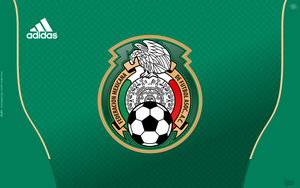 Mexico Soccer by jpnunezdesigns