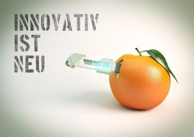 Innovative is New #1 by fishsnack