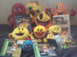 Pac-Man Collection by Technomaru