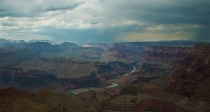 Grand Canyon Detail 1 by BlackScarletLove