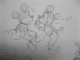 The Little Mermouse 2 by OneLittleSpark1928