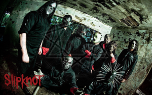 Slipknot Wallpaper 8 by L-A-M-F