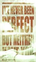 never perfect by sEMPTYment