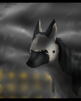 Thunderstorm by Bloodjer