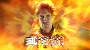 50th Anniversary Special Paul McGann Wallpaper by theDoctorWHO2