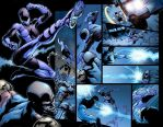 Dynamo 5-Issue 14-Doublespread by Cinar