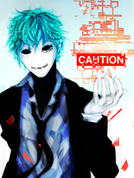 CAUTION by banitte