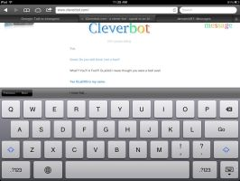 GLaDOS IS Cleverbot by ZaLDoS