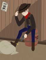 Bad Sheriff by Hydra-Lantern