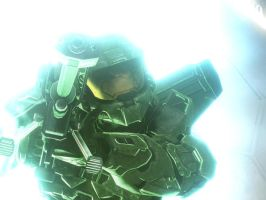 Halo 3 Screen.1 by HylianForrunner