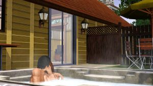 TS3: Hot Tub by riezforester