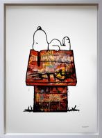 Snoopy by abloggingape