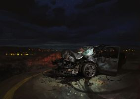 Accident by shanyar