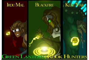 GL - Rook Hunters preview by What-the-Gaff