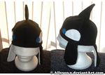 Whale Hat by Allyson-x