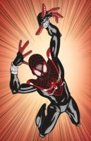 Ultimate Spider-Man by Jason-FH-Art