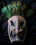 Tribal Mask by NewmanCreatureworks
