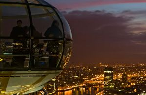 Perspective: London Eye by msun