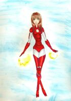 Pepper Resque Armor by GwenCanDrawZat