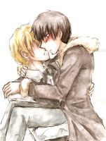 DRRR:Shizaya -like totally OCC by Kanta-chan