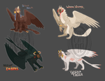 Adopts - Pixel Sphinxes [0/4] by CoryKatze