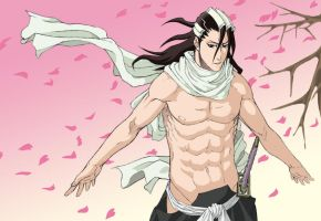 Byakuya - BLEACH Series by ToPpeRa-TPR
