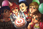 Happy birthday Will! by amumaju
