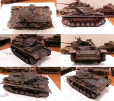 Panzer III by buster126
