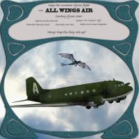 All Wings Air by Goldenthrush