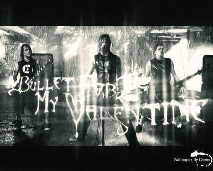 Bullet For My Valentine TDF by Dante08