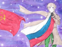 APH Flag- Russia by YizelePhantom