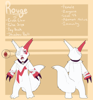 || Rouge || Reference by Tangerine282